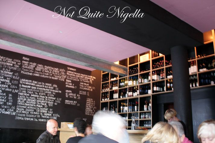 Vini Enoteca: Italian Wine food, Surry Hills