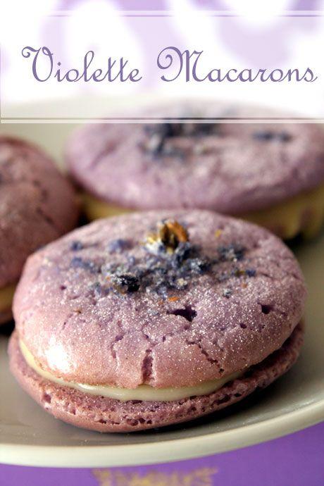 Violette Macarons