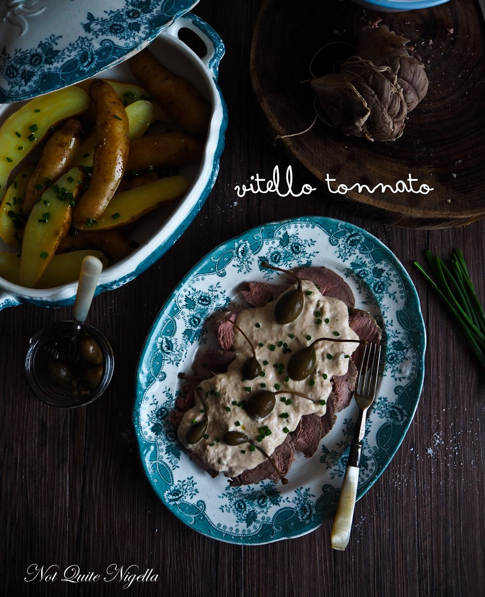 Veal Vitello Tonnato