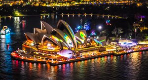 Climb With a View: Vivid Sydney BridgeClimb and The Glenmore, The Rocks