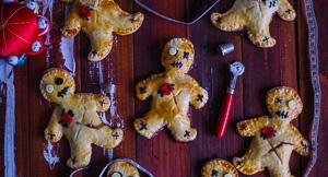 Ward Off Bad Juju With Voodoo Doll Hand Pies!