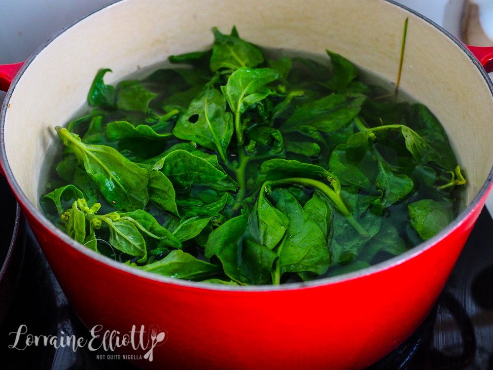 Warrigal Greens Recipes