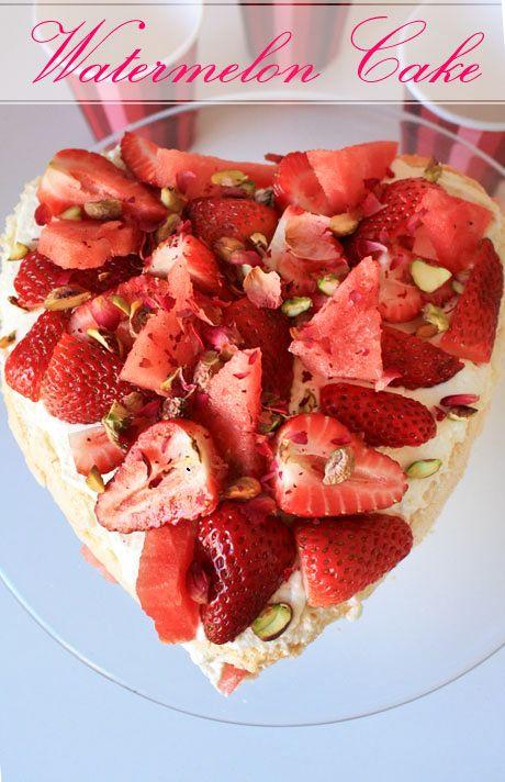 watermelon cake 1-1