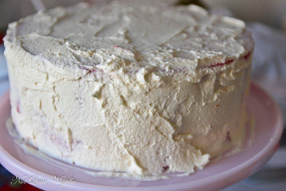 Rock Cake Recipe Low Sugar: The Amazing Watermelon Cake! @ Not Quite Nigella