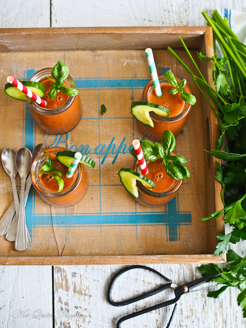 Watermelon Gazpacho recipe