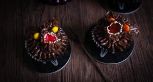 Born To Be Wild Werewolf Cupcakes!