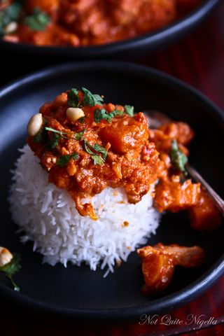 West African Chicken & Peanut Stew