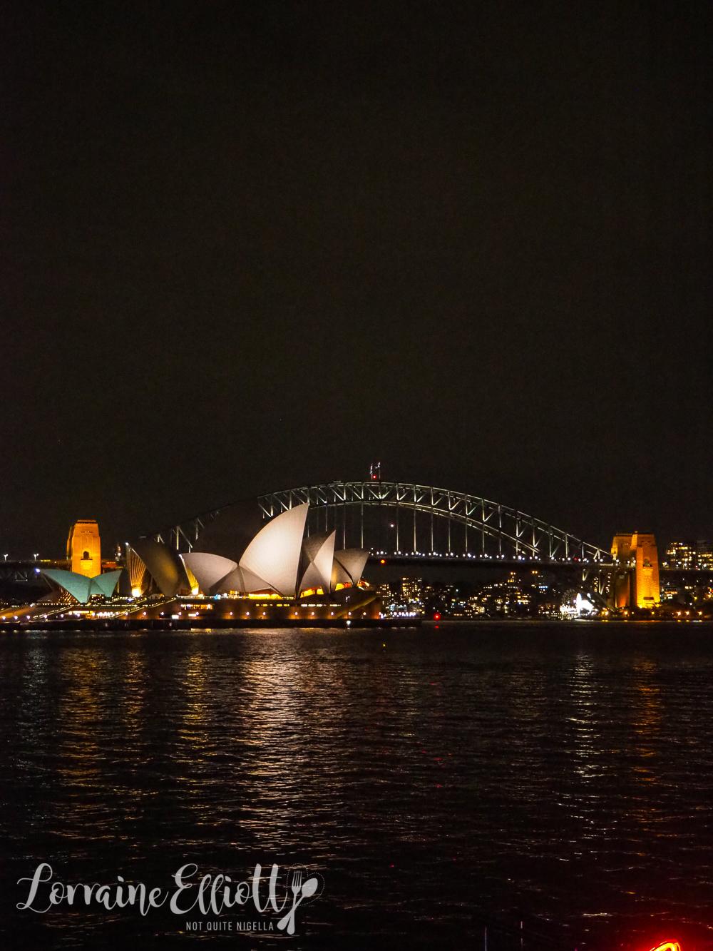 West Side Story Handa Opera Sydney Harbour