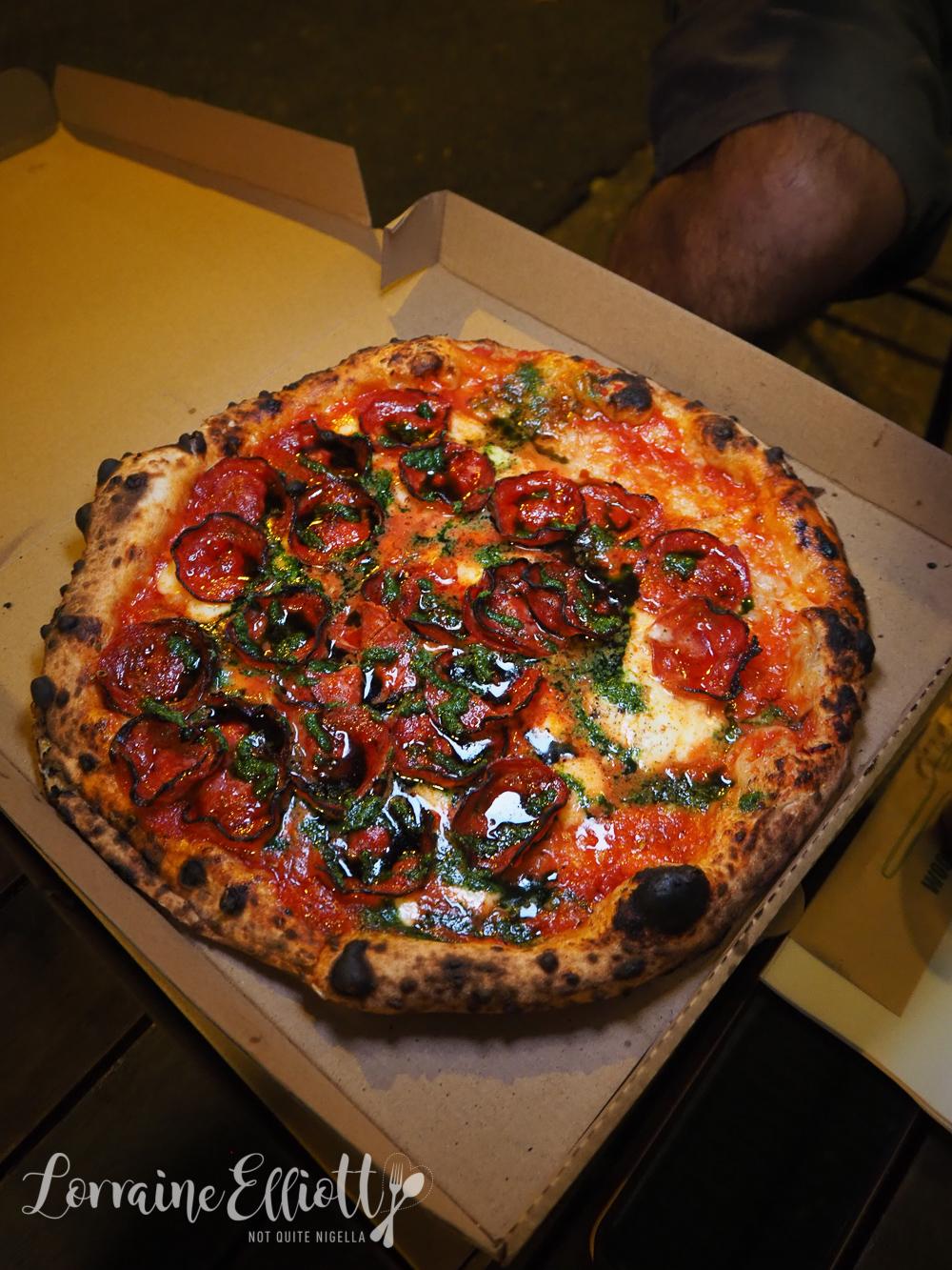 Westwood Pizza, Newtown