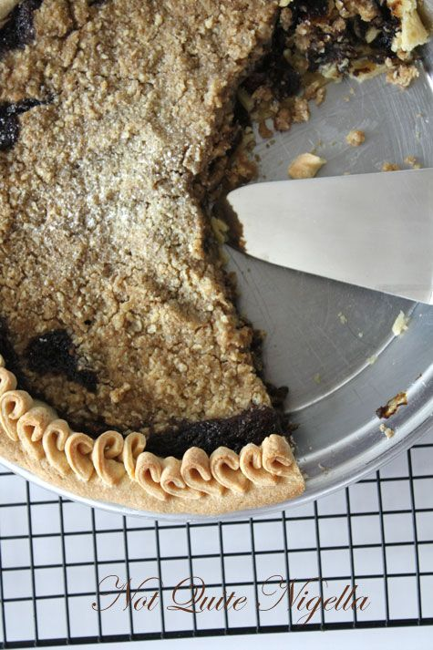 Wet Bottom Shoo-fly Pie