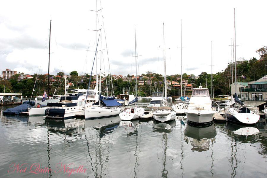 Wharfys at Mosman - Mosman Wharf
