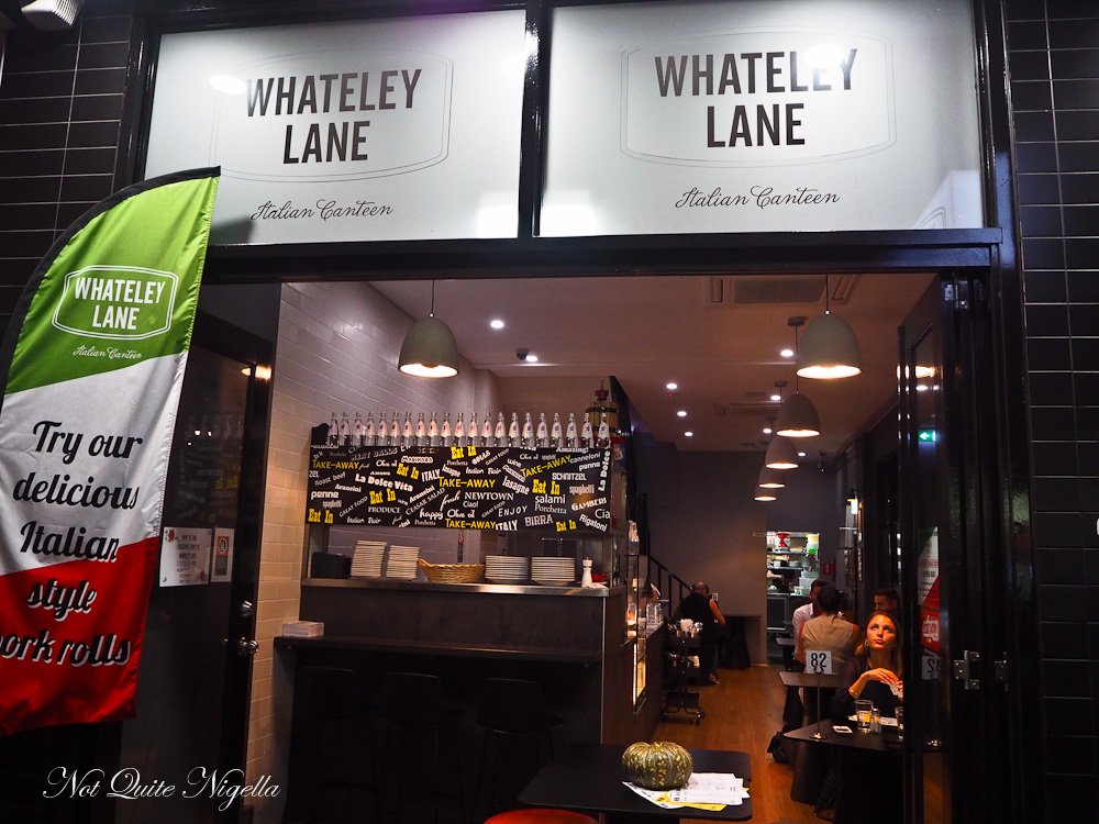 Whateley Lane