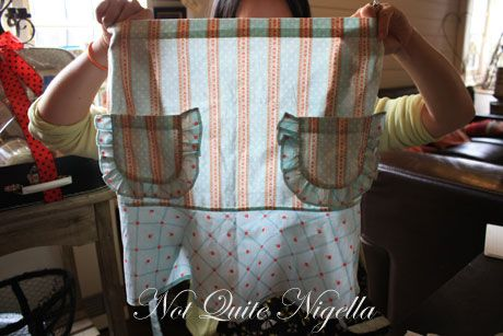 whisk pin cafe apron
