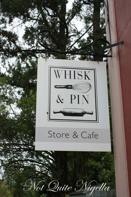 whisk pin sign