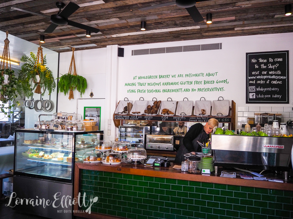 Wholegreen Bakery, Waverley