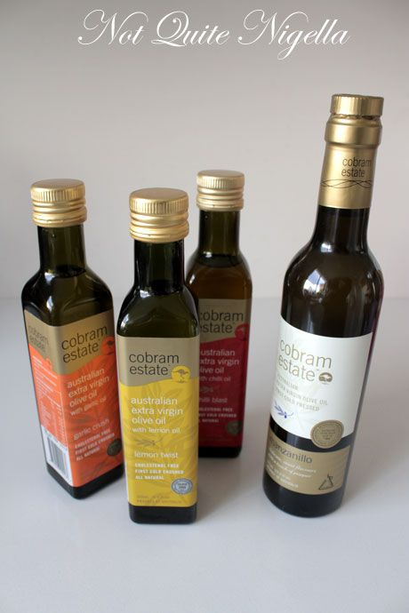 Win 1 of 10 Cobram Estate Olive Oil Packs!