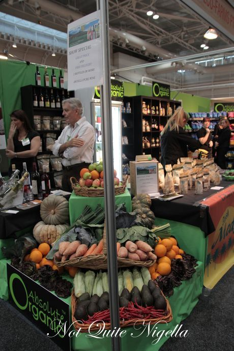 organic expo and green show