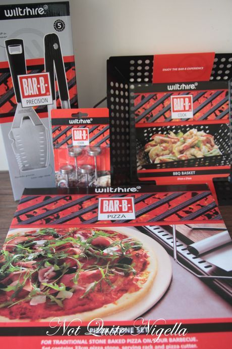 Win 1 of 2 Barbecue Packs from Wiltshire BAR.B!