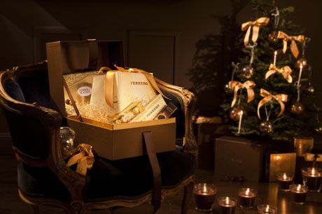 Win 1 of 2 Ferrero Christmas Chocolate Hampers!