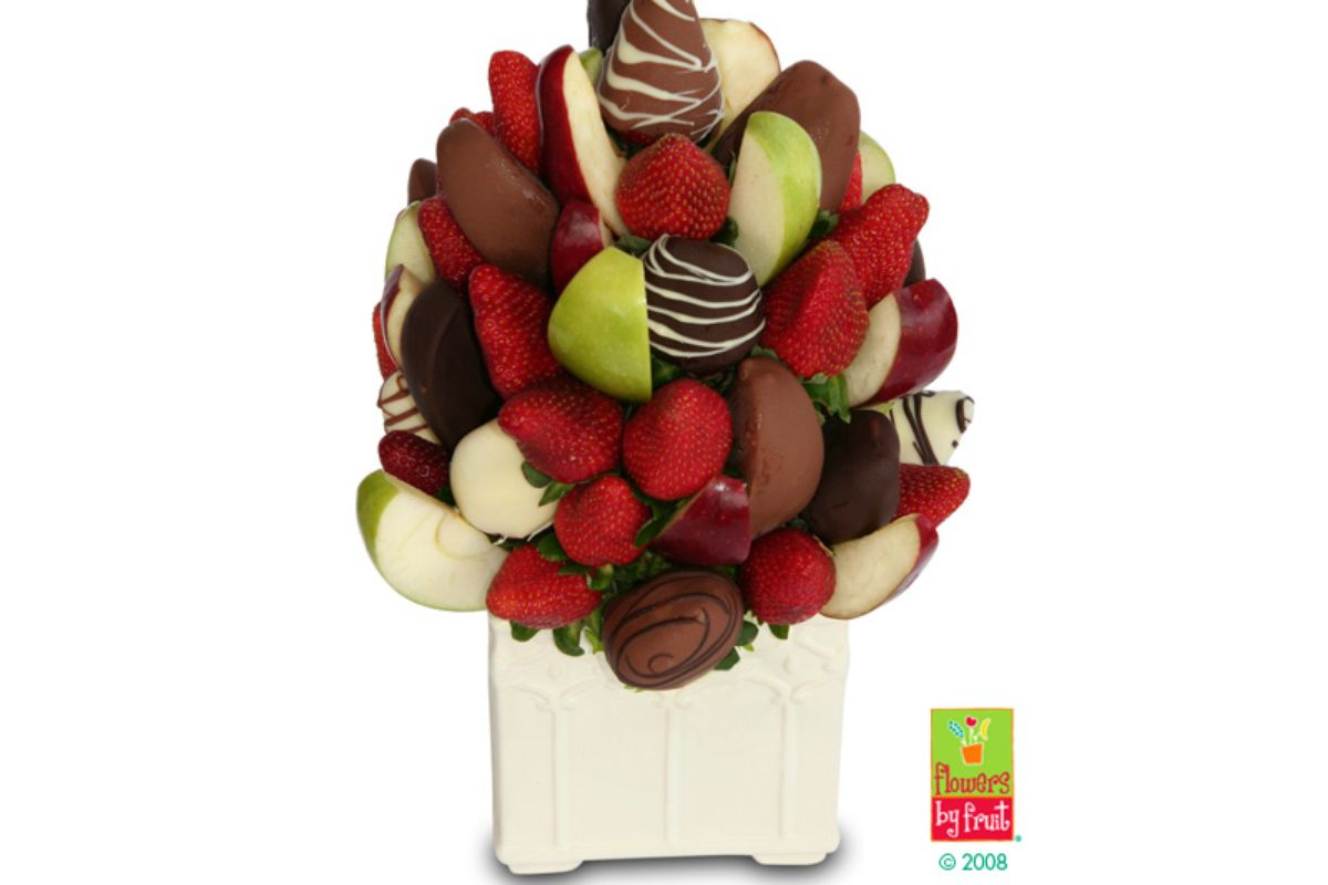 Win 1 Of 2 Flowers By Fruit Bouquets Not Quite Nigella