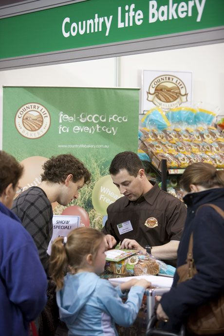 Win 1 of 4 Double Passes to the Irresistible Gluten Free Show in Melbourne!