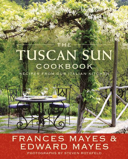 Win 1 of 5 Copies Of The Tuscan Sun Cookbook!