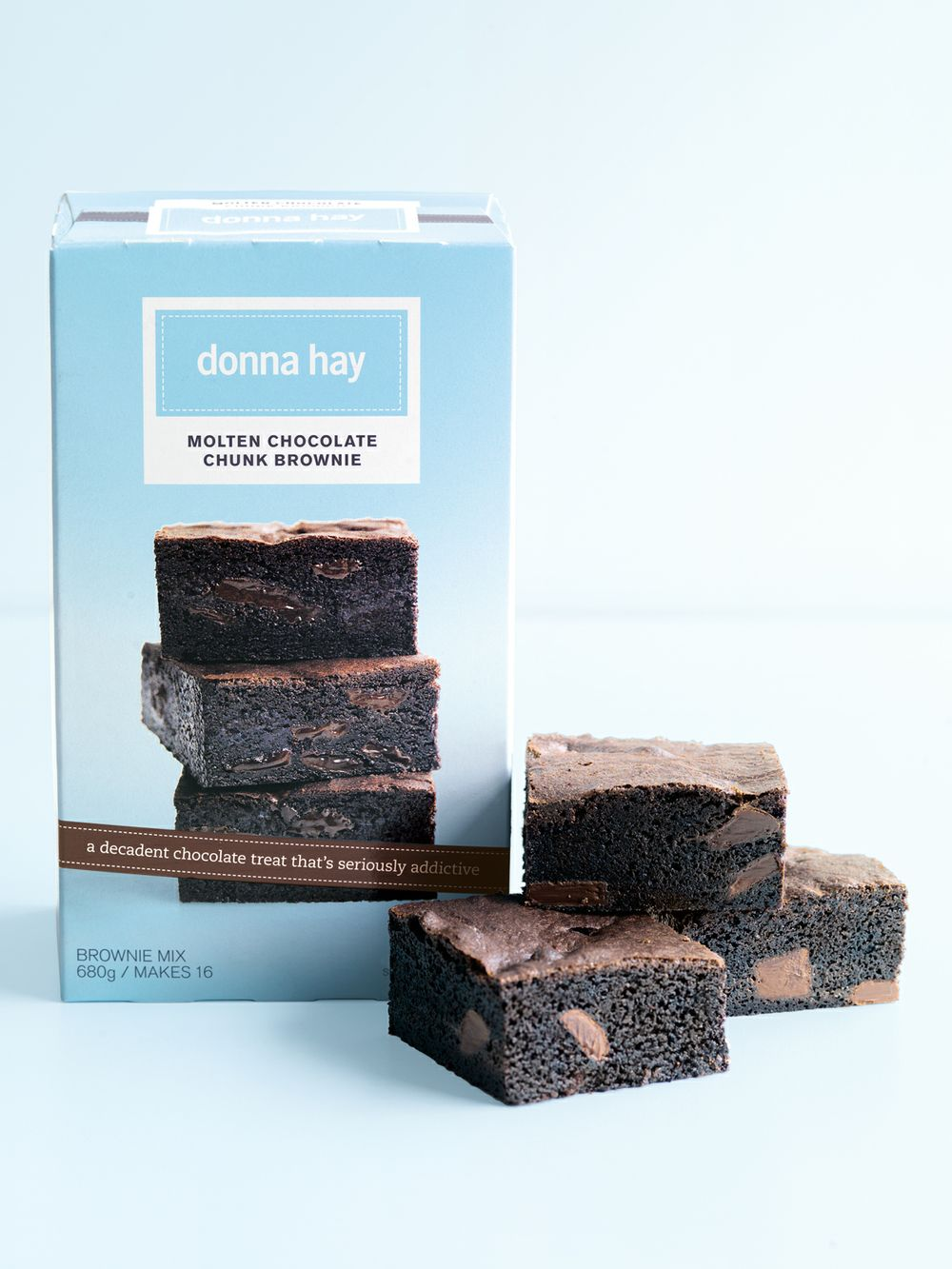 Donna Hay Chocolate Brownie Cake