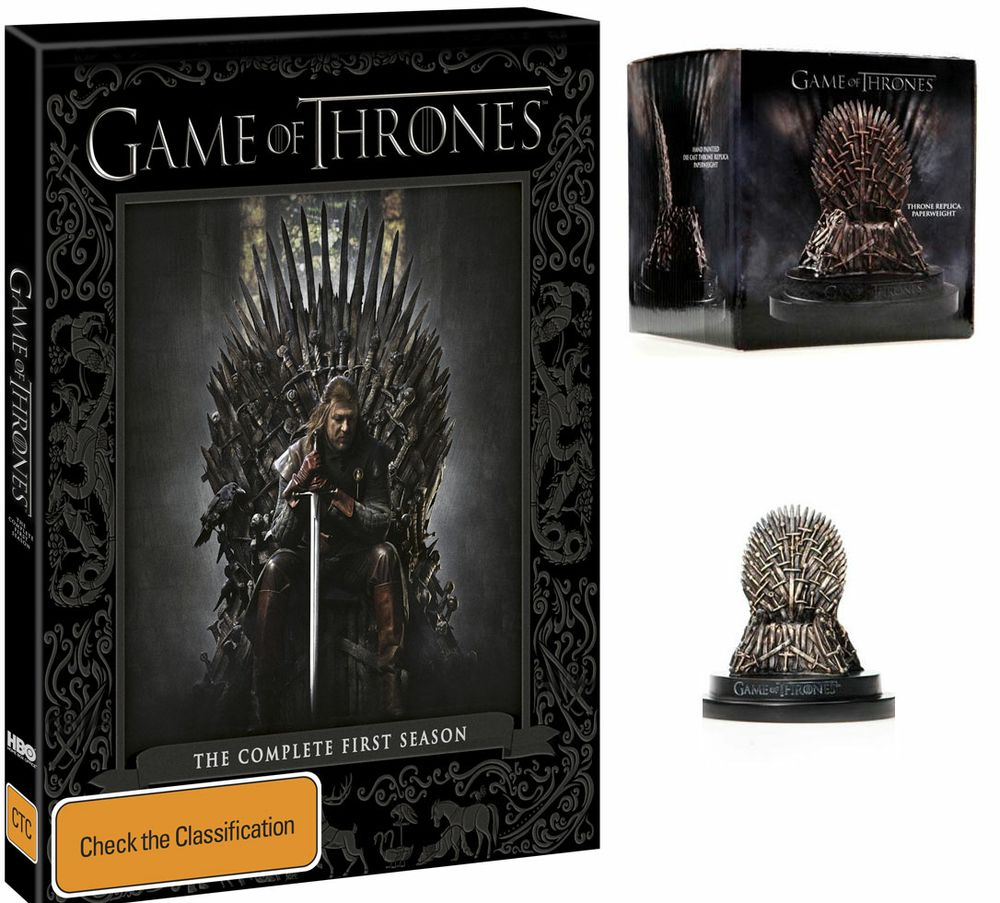 Win 1 of 5 Game Of Thrones Packs!