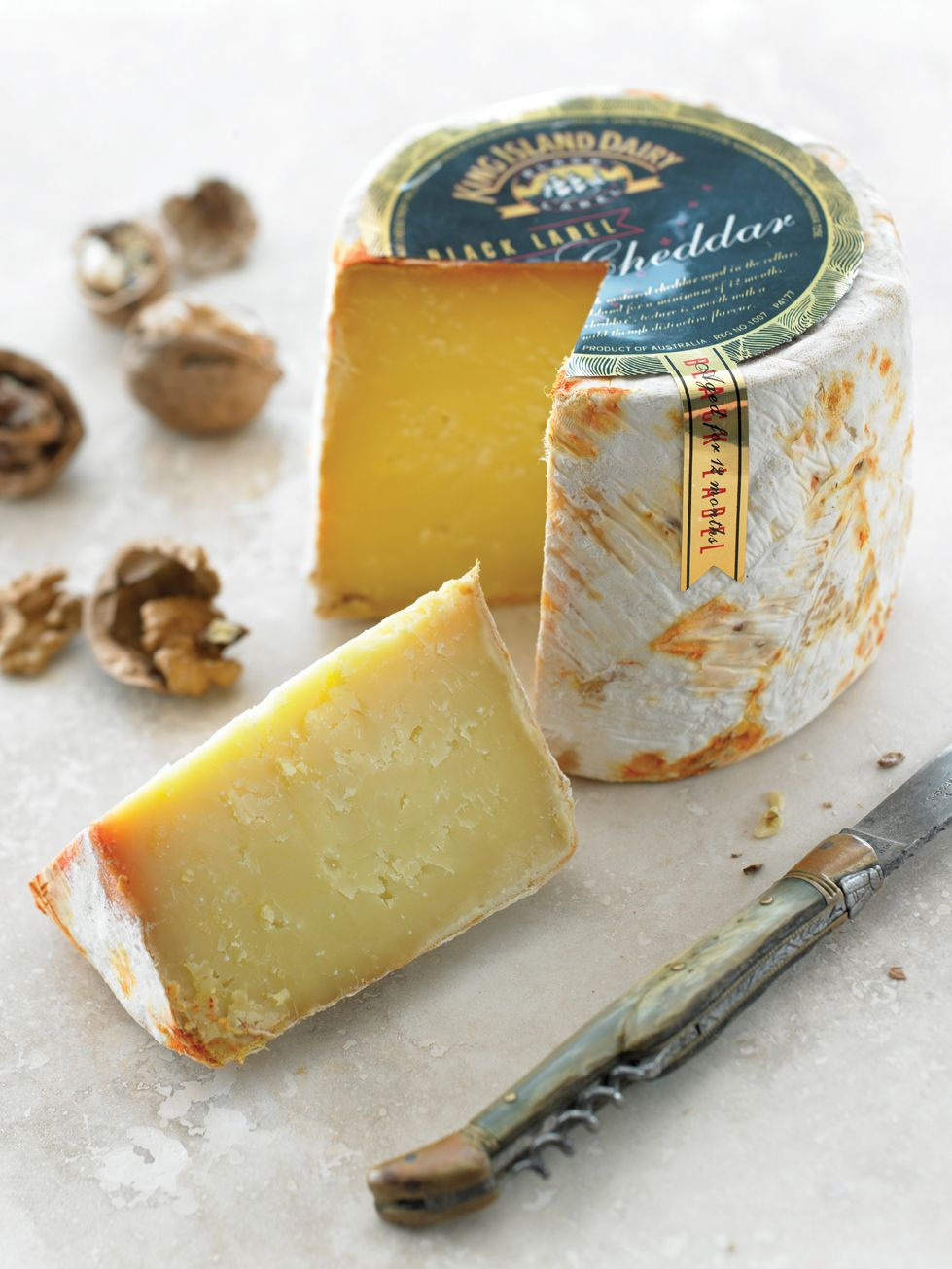 Win 1 of 5 King Island Dairy Award Winning Cheese Packs!