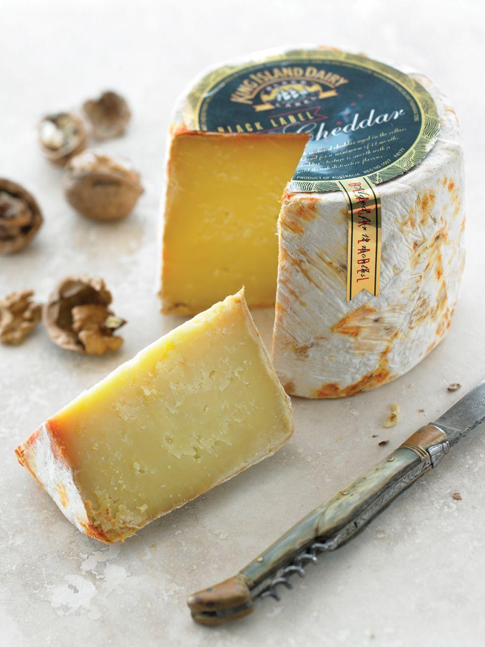 Win 1 of 5 King Island Dairy Award Winning Cheese Packs!