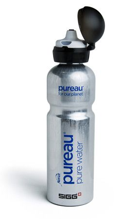 Win 1 of 5 Noble's Pureau SIGG water bottles!