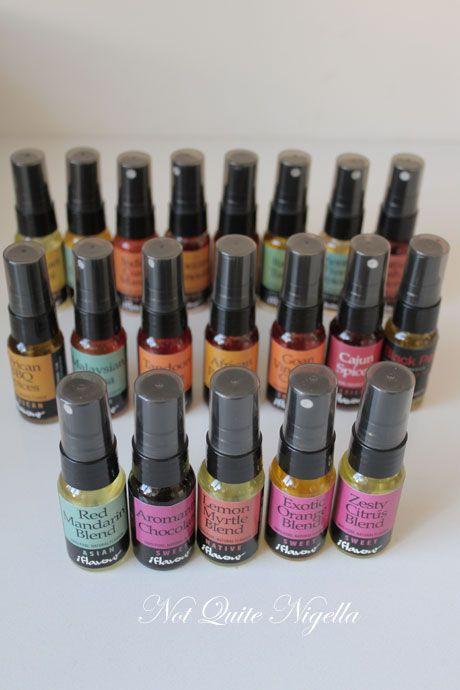 Win 1 of 5 packs of iFlavour sprays!