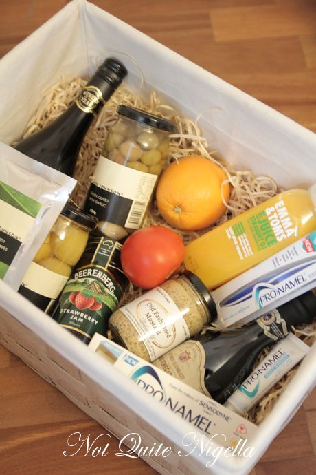 Win 1 of 5 Pronamel Gourmet Hampers!