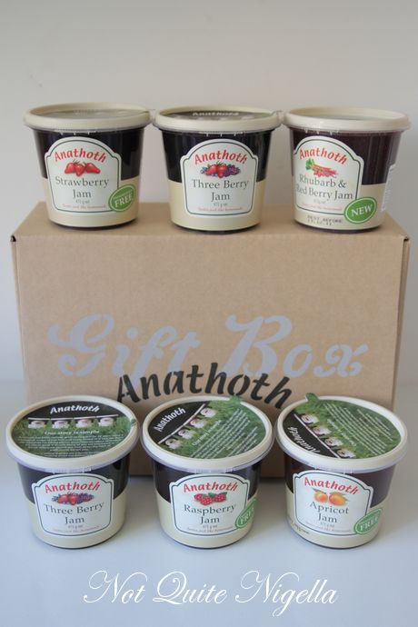 Win 1 of 6 Six Packs of Anathoth Jams!