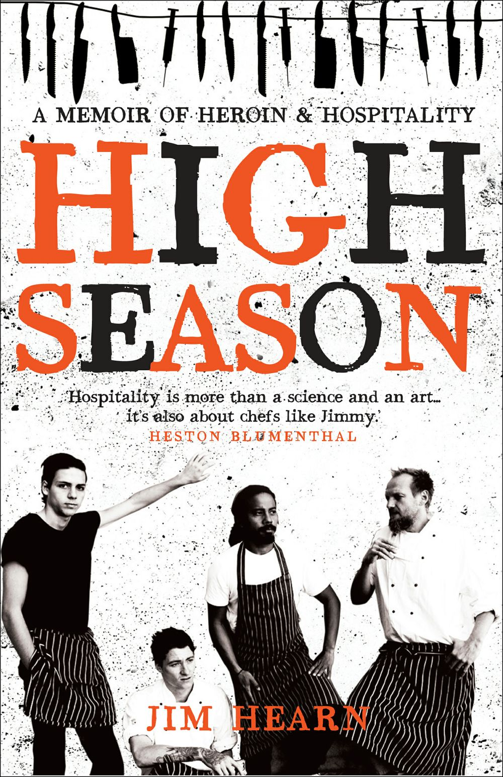 Win 1 of 8 Copies of High Season by Jim Hearn!