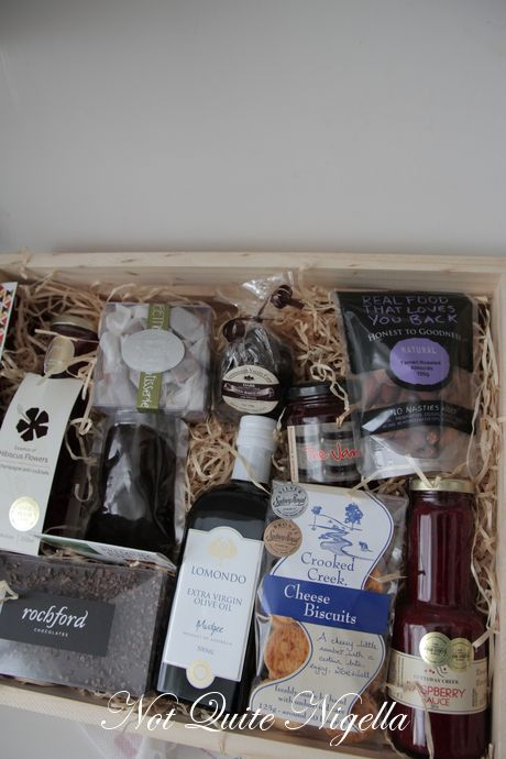 Win a $150 Artisan Christmas Hamper from Victor's Food!