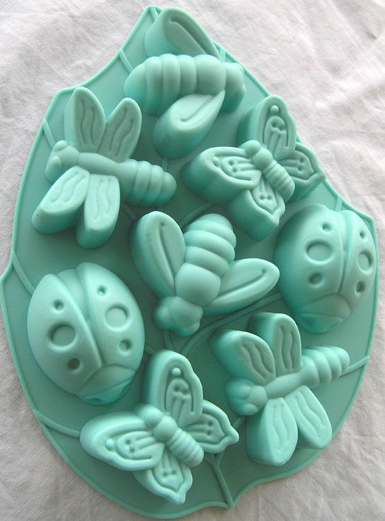 Win a Bug or Flower Silicone Mould plus an Adriano Zumbo Masterchef Cake Auction!