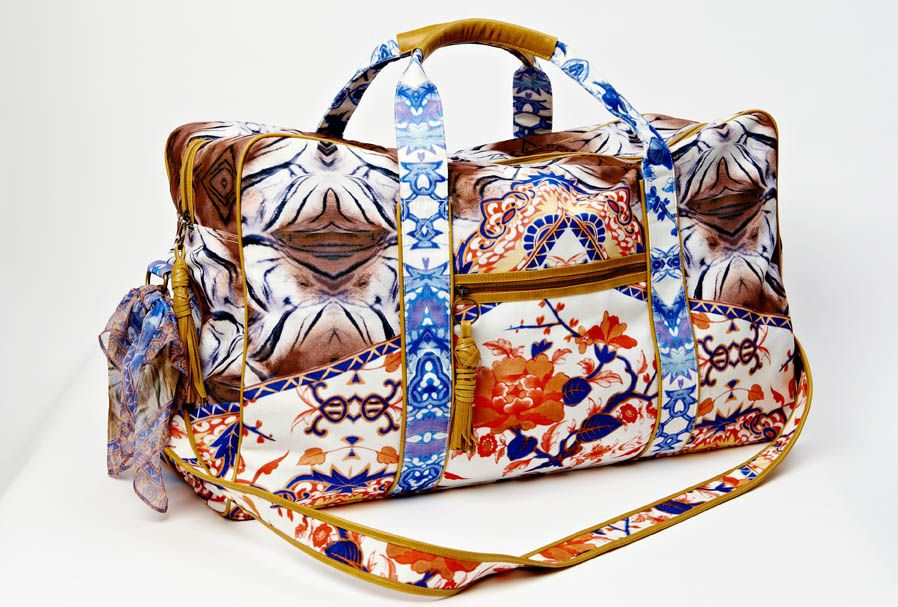 Win a $550 Camilla Franks Singapore Weekender Bag!