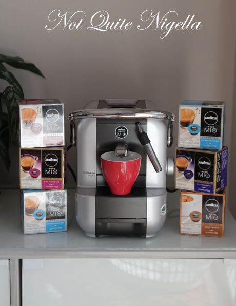 Win a Lavazza A Modo Mio Coffee Machine Worth $399!