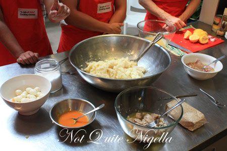 peruvian cooking class causa