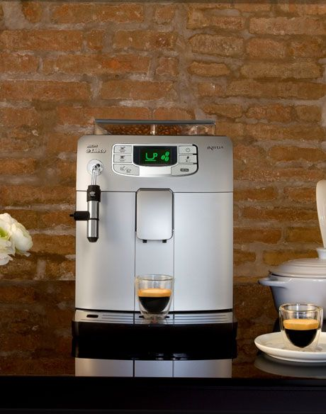 Win a Philips Saeco Intelia, Coffee Beans and a Barista Course Worth $1,225!