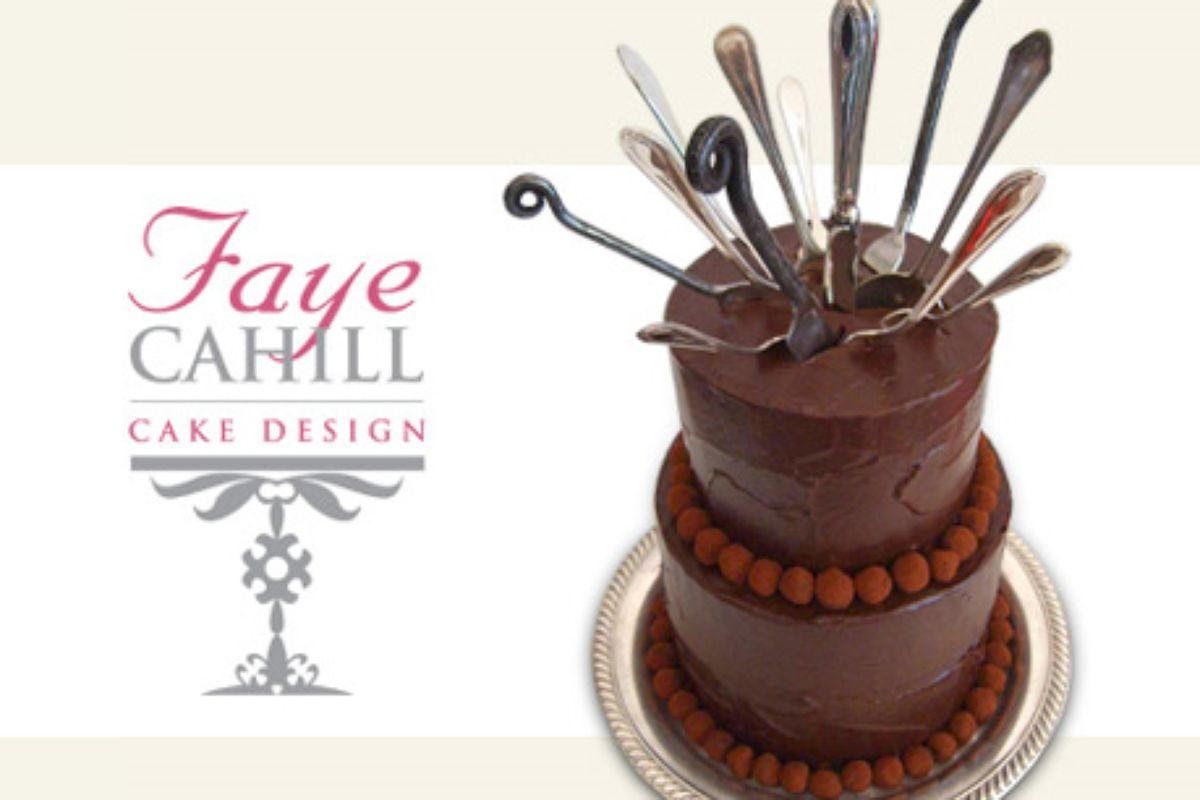 Faye Cahill, Cake Decorating, Cupcakes, Competition @ Not Quite Nigella