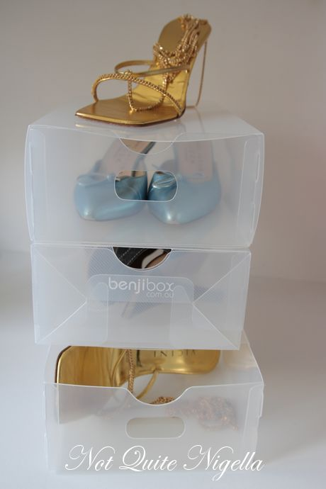 Calling Carrie Bradshaw & Shoe Addicts! Win 20 Benjiboxes & Booty Shapers!