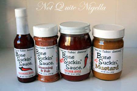 bone suckin sauces