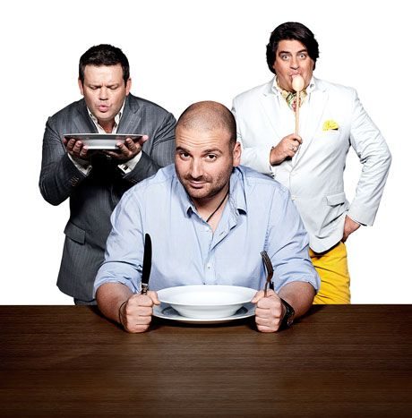 Win One of Two Double Passes To See Masterchef Live!