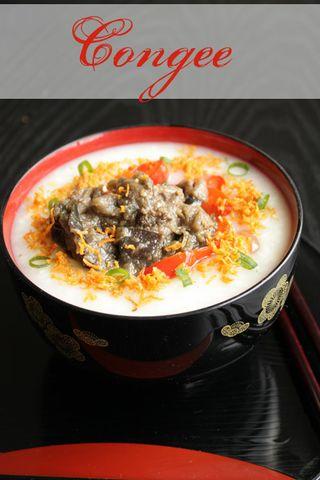 Congee (Chinese Rice Porridge)