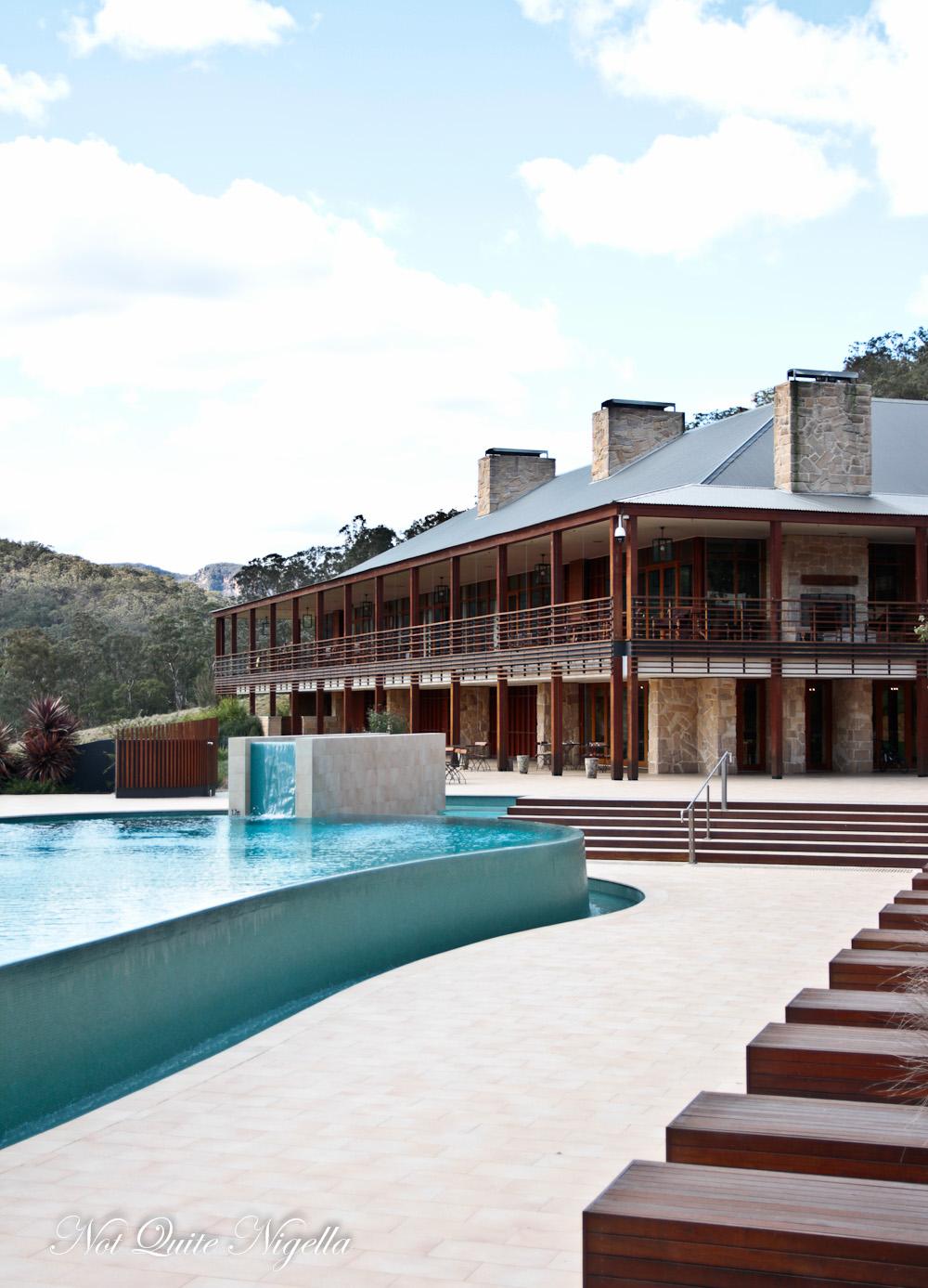 Wolgan Valley Resort