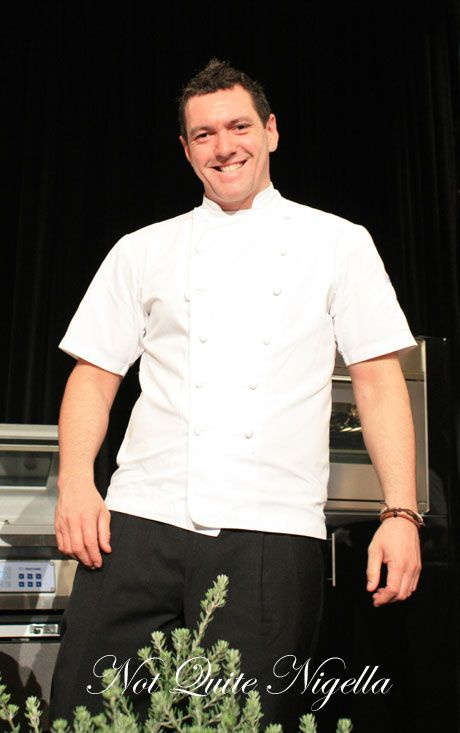 world chef showcase justin north