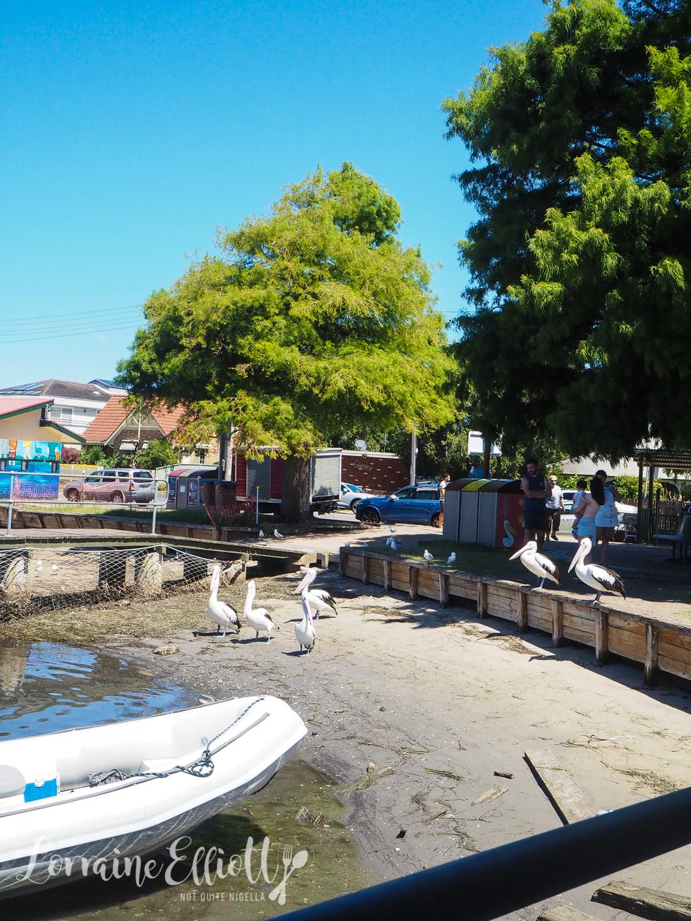 Woy Woy Fishermen's Wharf