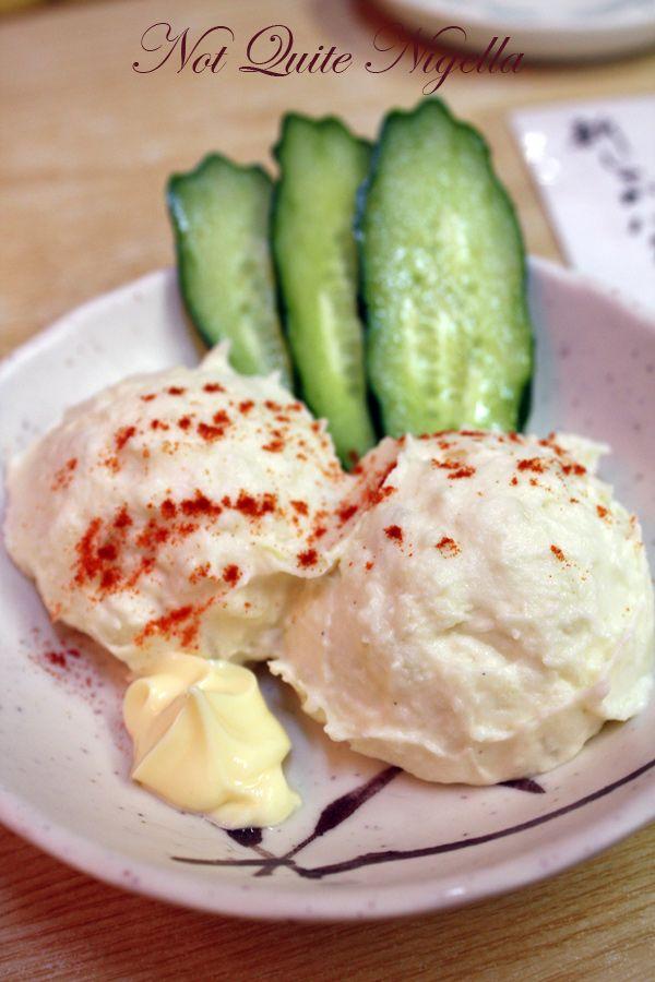 Yakitori Alley Yurakucho Potato salad